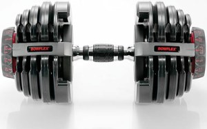 A modern day incarnation of the dumbbell